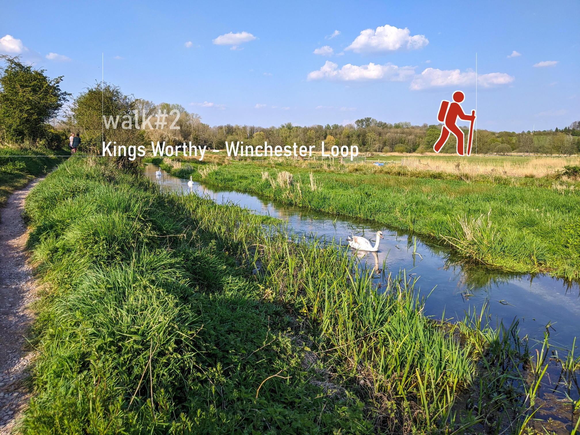 walk2 - Kings Worthy loop