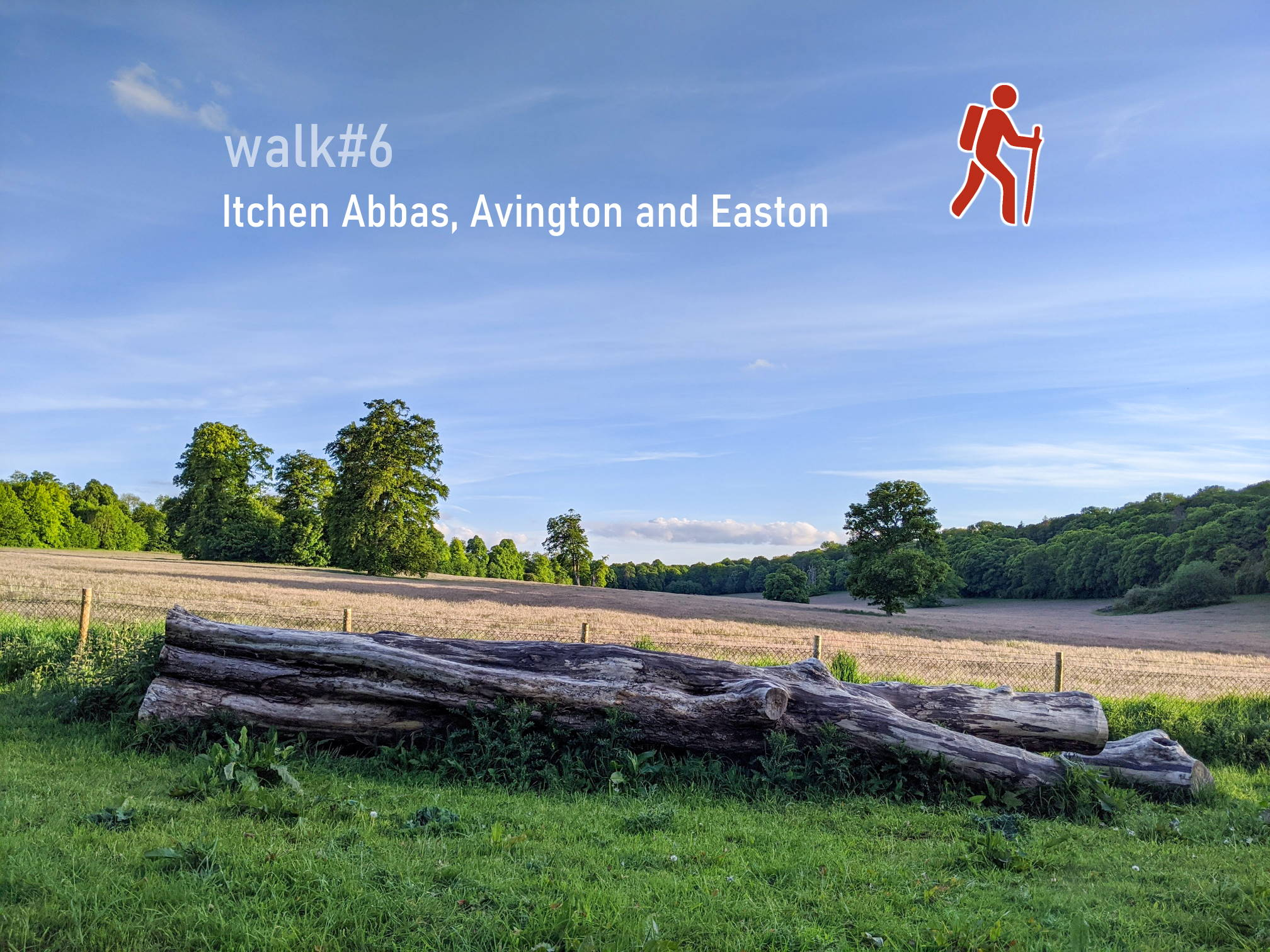 Itchen Abbas, Avington and Easton