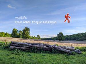 walk6 - Itchen Abbas, Avington and Easton