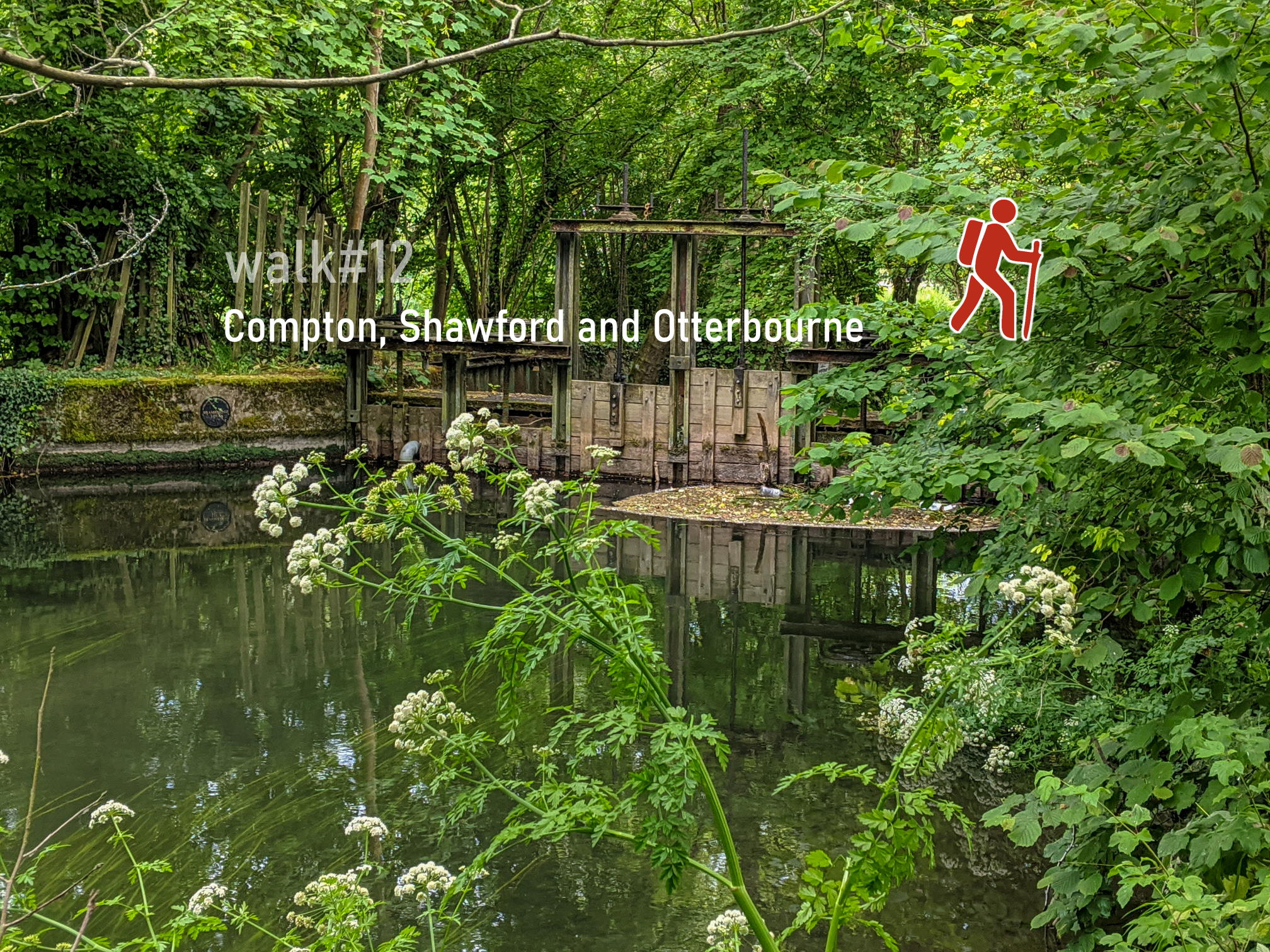 walk#12 Compton, Shawford and Otterbourne