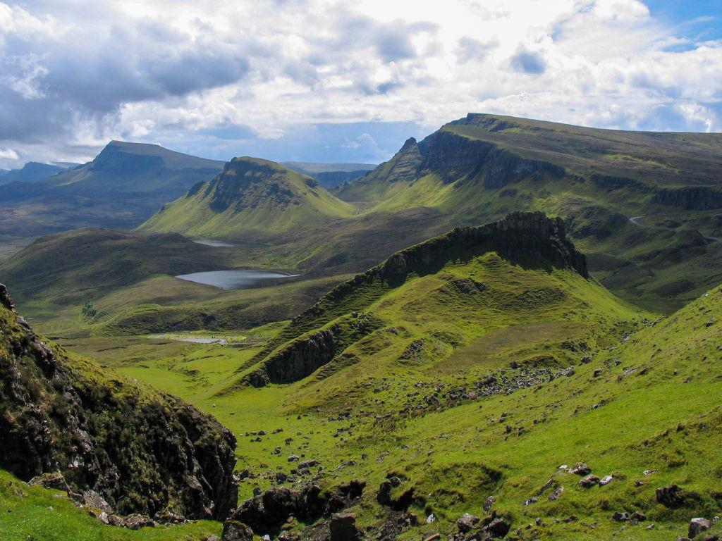 Green Trotternish Ridge