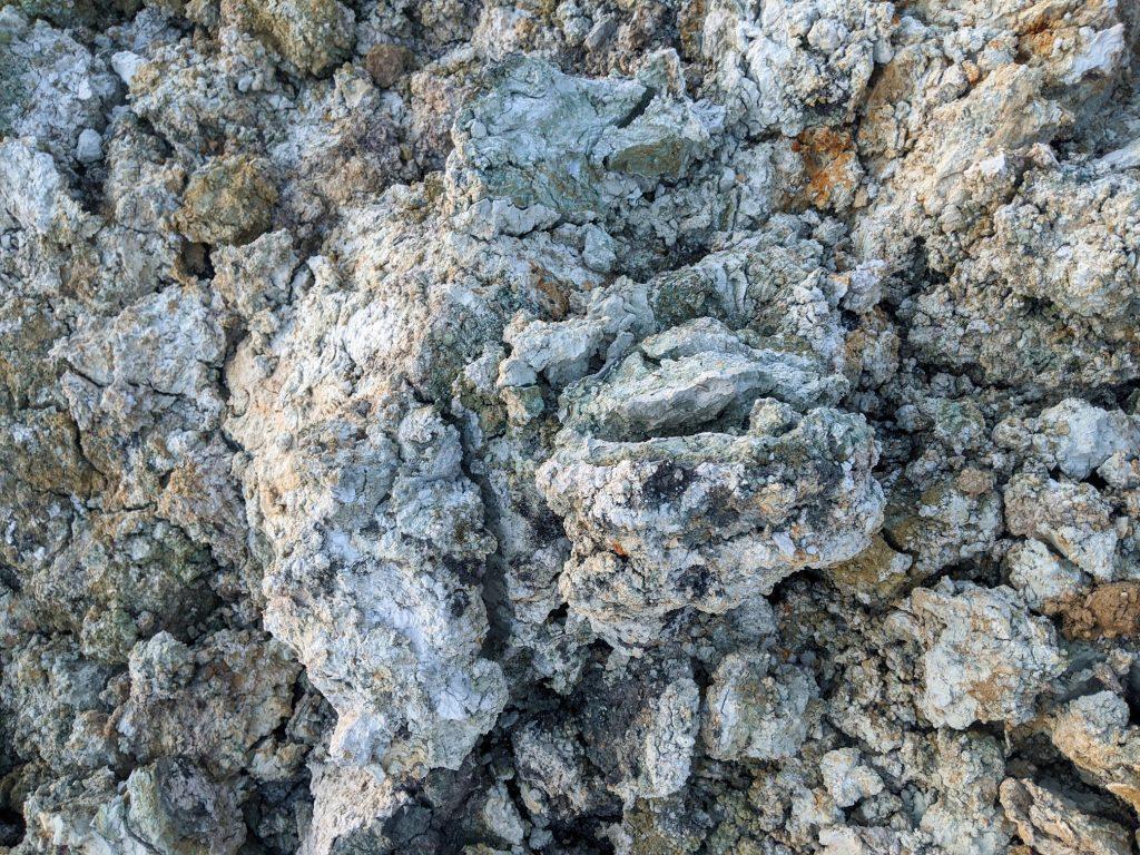 Landslide - soft clay