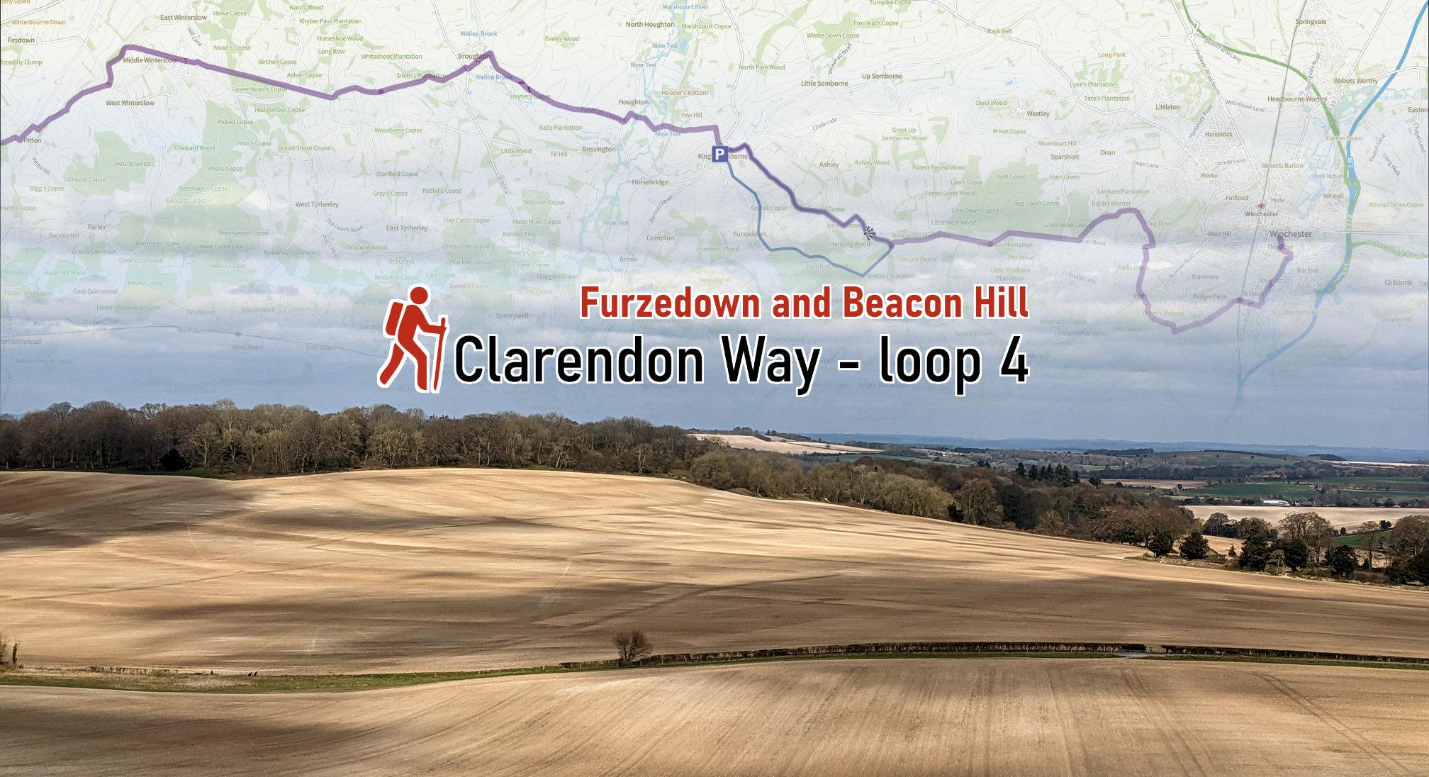 Clarendon Way loop 4