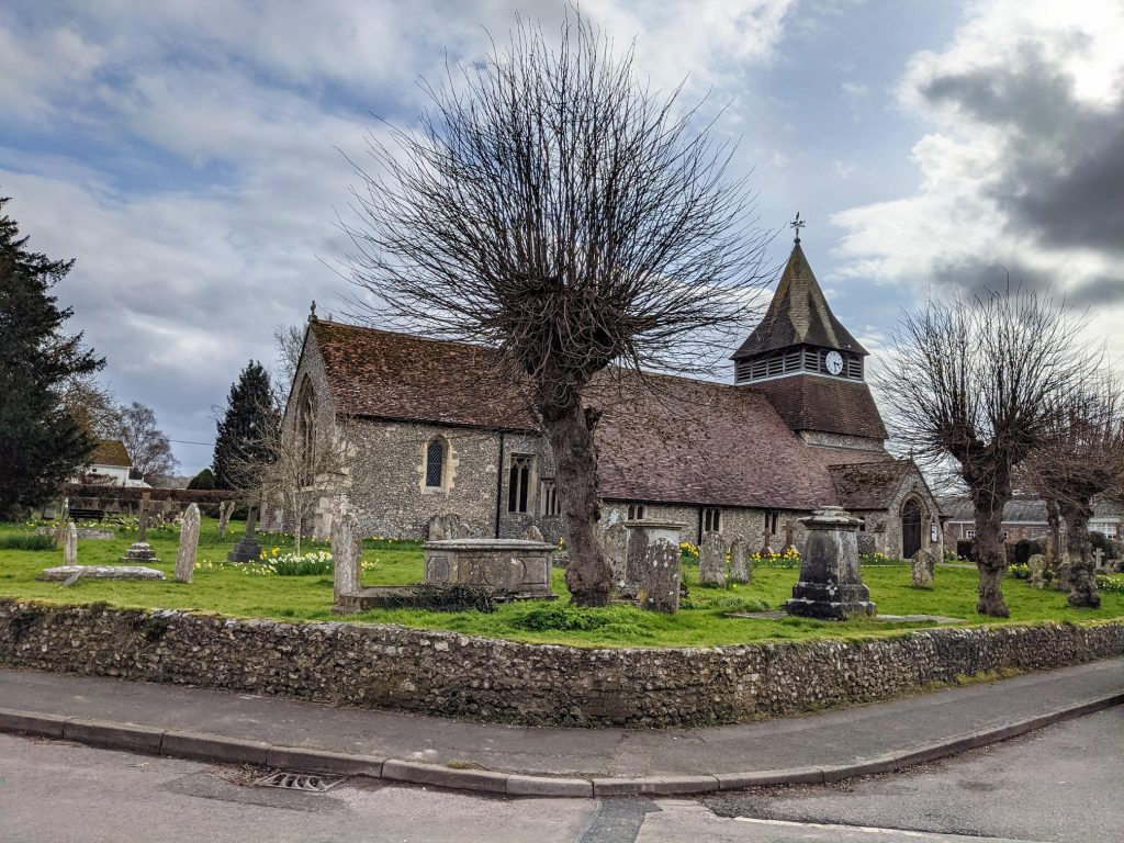 King's Somborne Parish Church