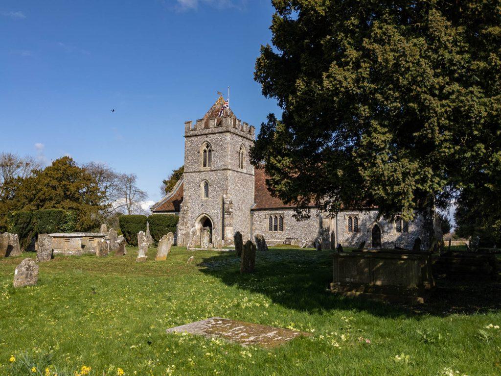 Church of All Saints, West Winterslow