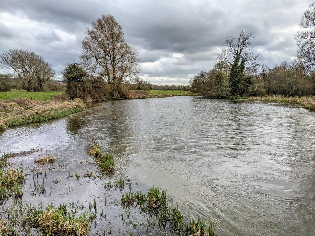 River Test by Blacklake Farm