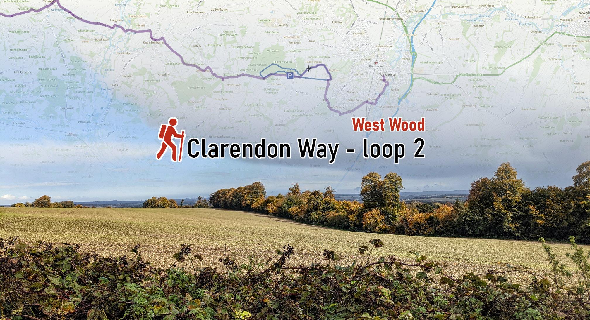 Clarendon Way loop 2