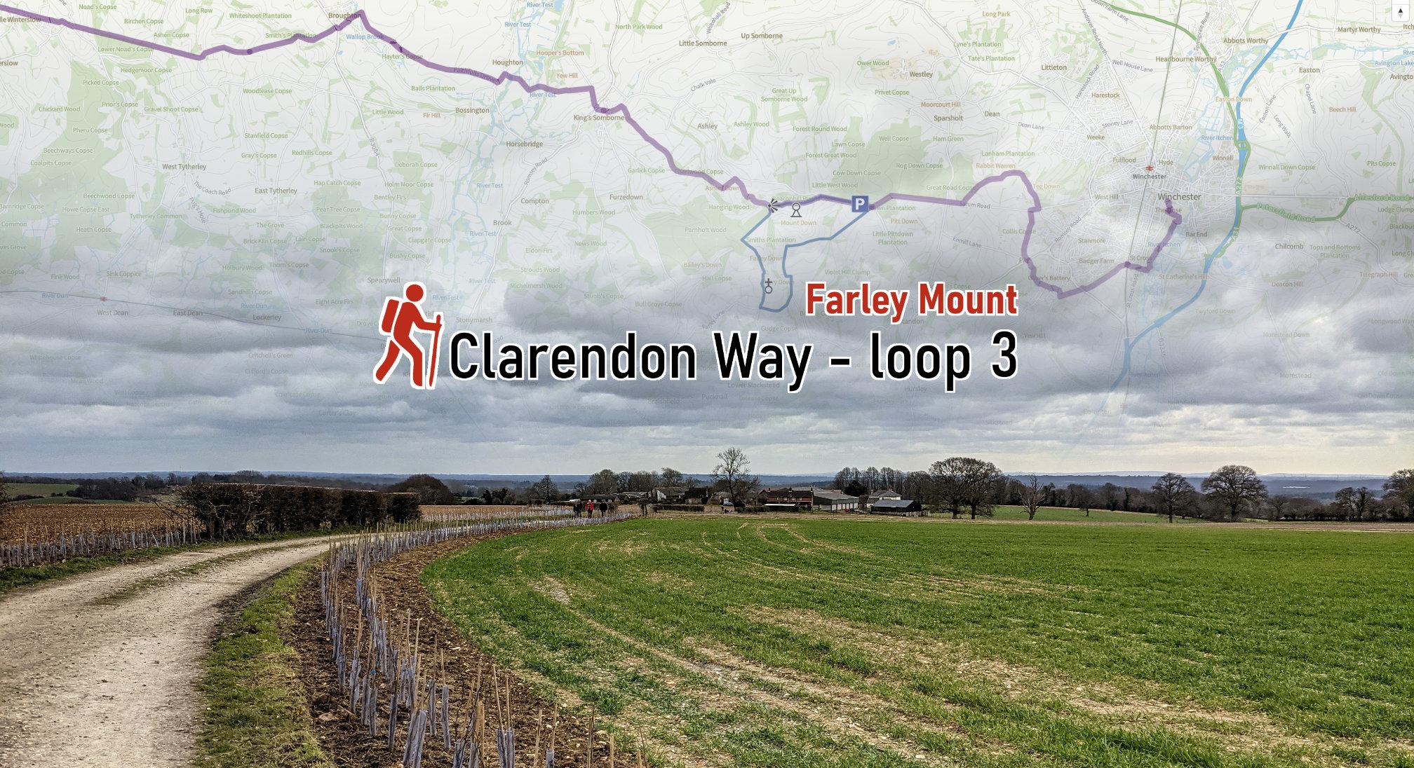 Clarendon Way loop 3