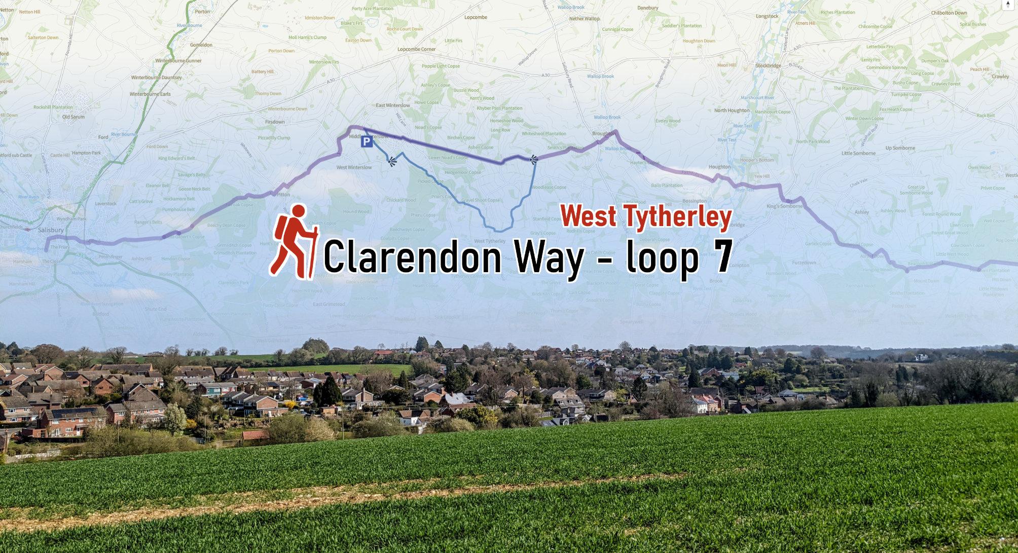 Loop 7 West Tytherly