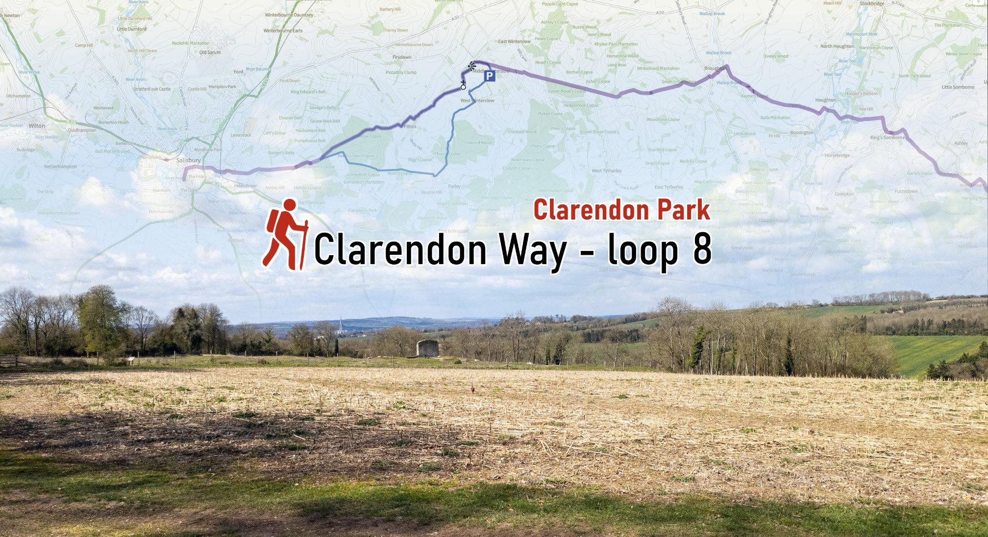 Clarendon Way loop 8