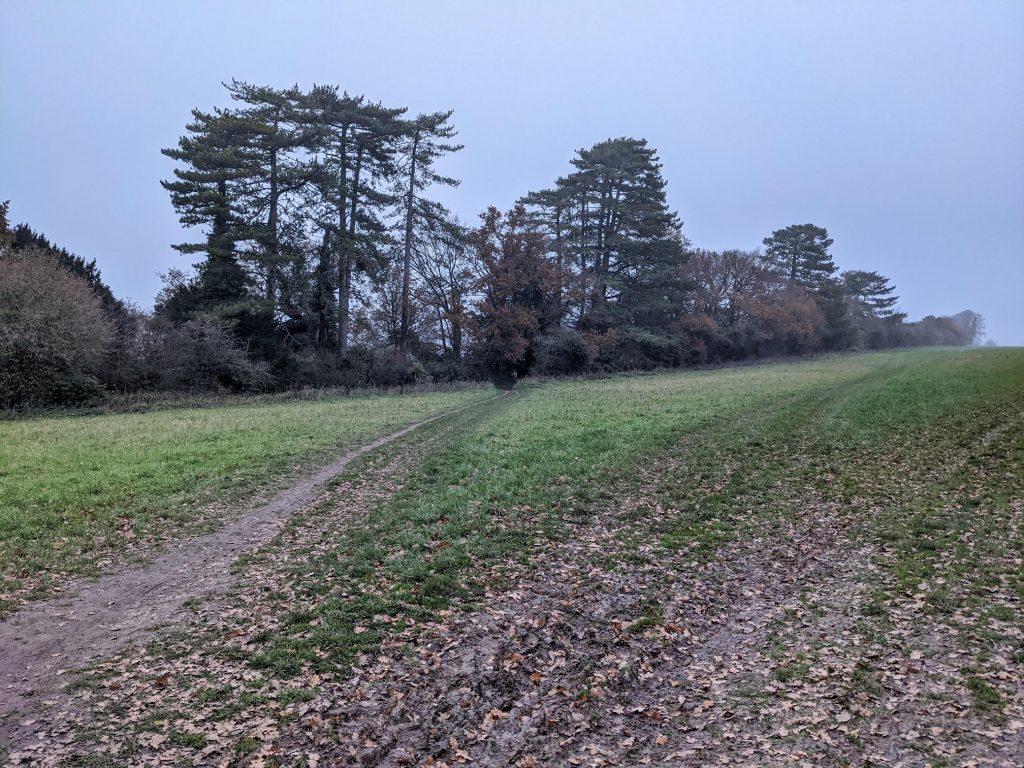 towards Lanham Lane