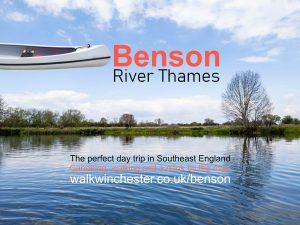 River Thames at Benson