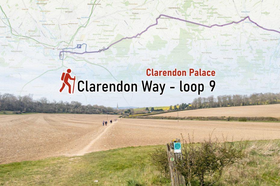 Clarendon Way loop 9