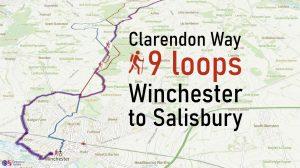 Clarendon Way 9 loops