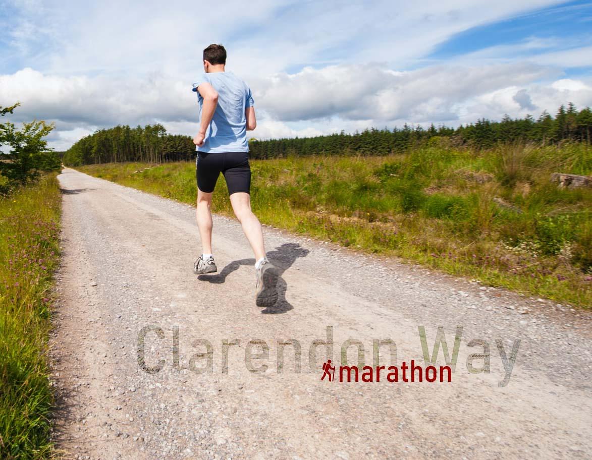 Clarendon Marathon - photograph courtesy of unsplash